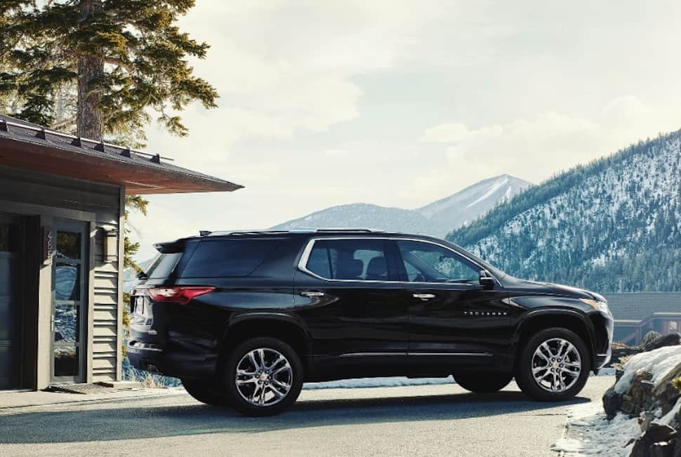 2018 Chevrolet Traverse Pricing Released: All-New LS Trim Starts at $30,875 US