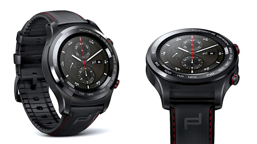 Porsche Design Huawei Watch 2