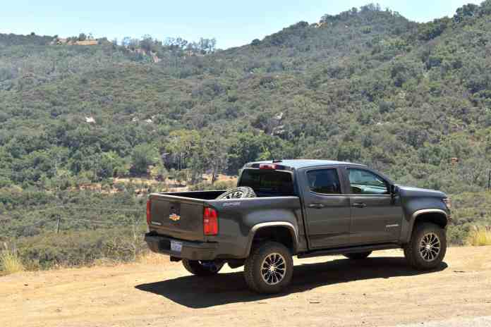 2017 Chevrolet Colorado ZR2 Review 10