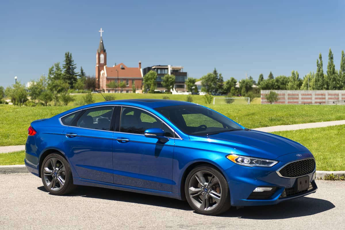 2017 Ford Fusion Sport Review (4 of 14)
