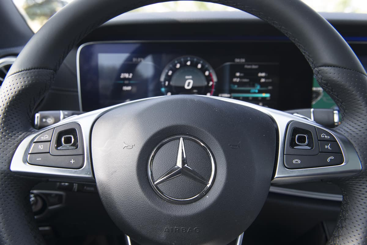 2018 Mercedes-Benz E400 Coupe