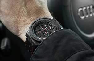 Carbon Renegade Carbon Fiber Watch