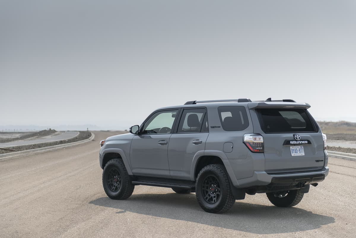 2017 toyota 4runner trd pro review. Black Bedroom Furniture Sets. Home Design Ideas