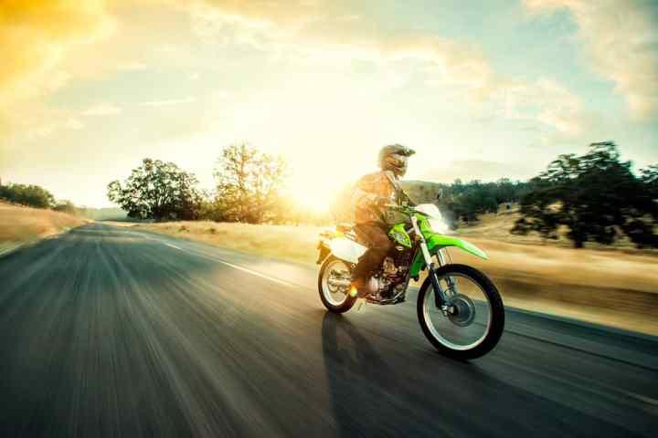 Kawasaki's Dual-Purpose 2018 KLX250 Motorcycle is Finally Back