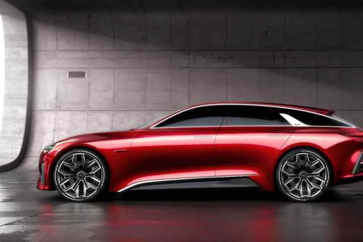 Kia Proceed Concept sideview