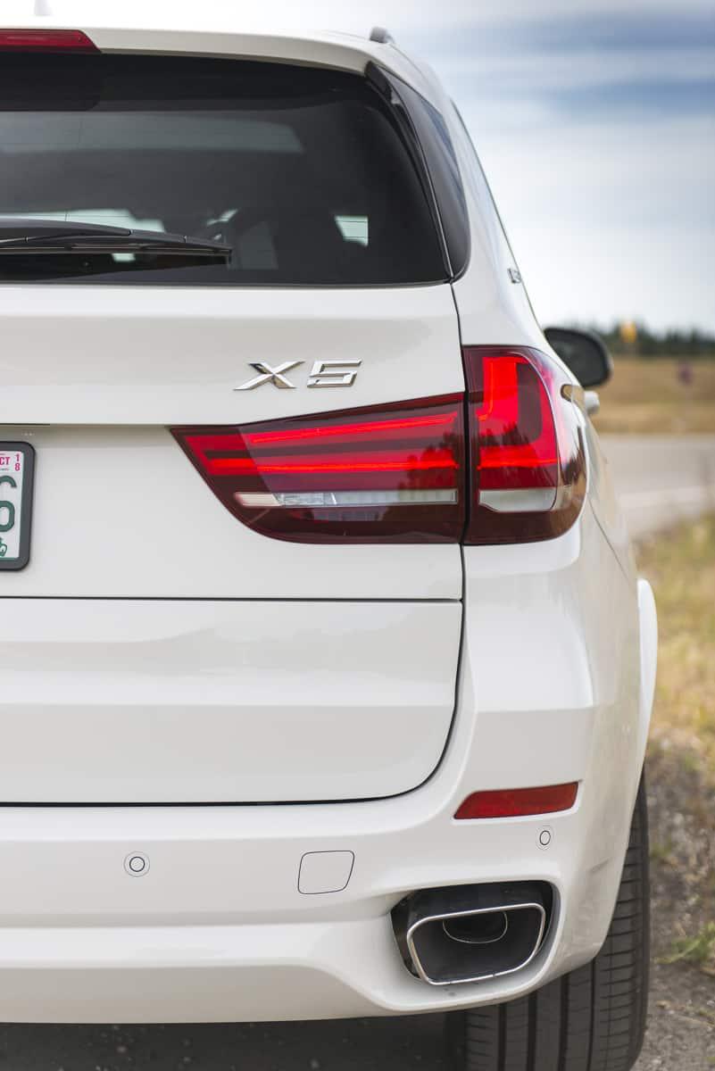 2017 bmw x5 xDrive40e plugin hybrid review styling