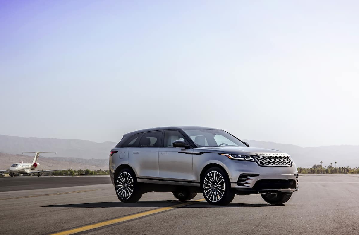 2018 range rover velar review front profile