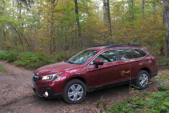 2018 Subaru Outback Review