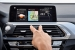 all-new 2018 bmw x3 m40i m performance screen console