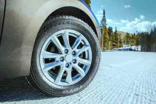 toyo celsius tire review in the snow