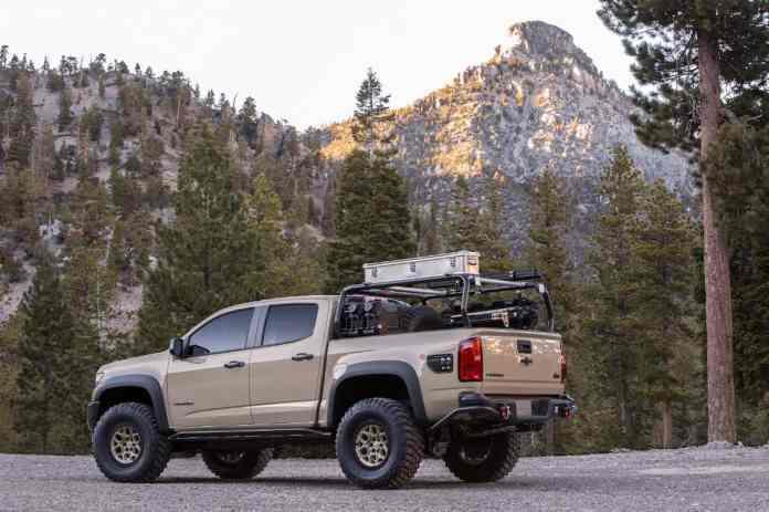 Colorado ZR2 AEV SEMA concept