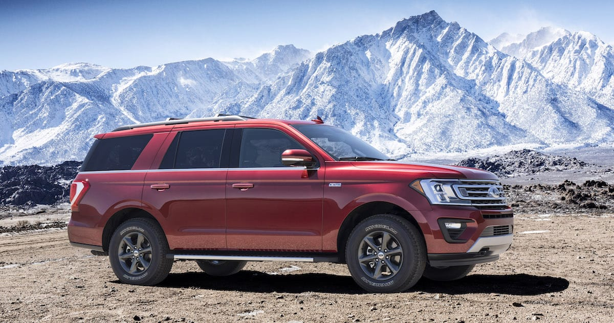 All-New 2018 Expedition FX4