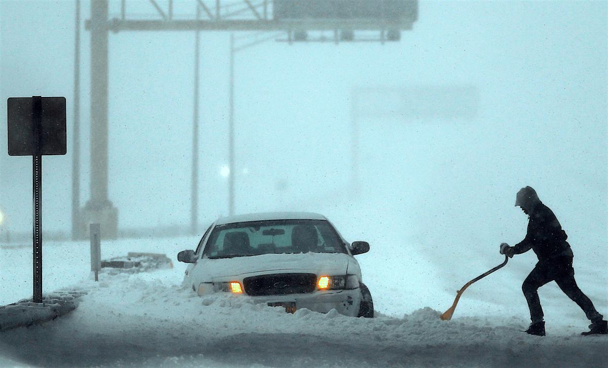 Winter preparedness 5 tips for drivers