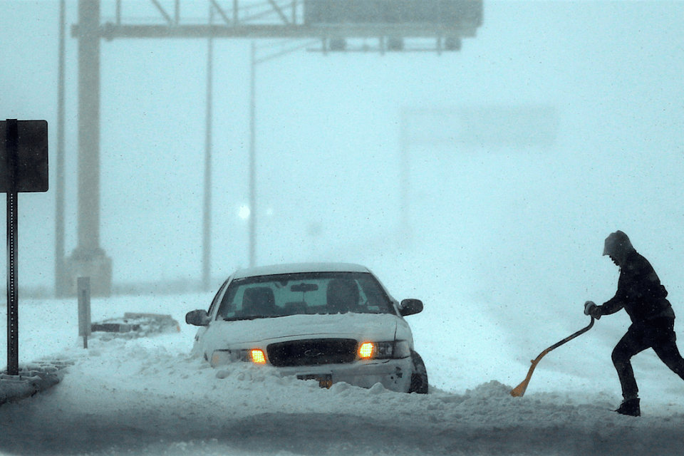 Winter preparedness 5 tips for drivers