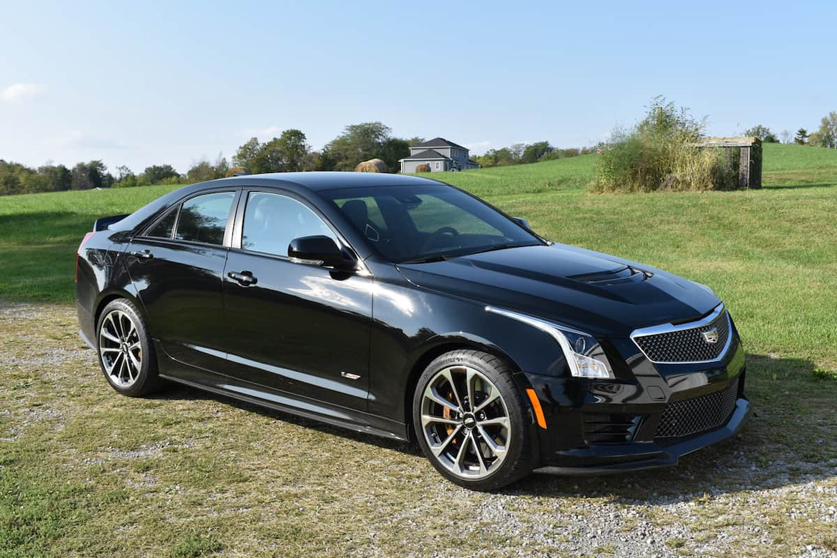 2017 Cadillac ATS-V Review: Putting the Germans on Notice