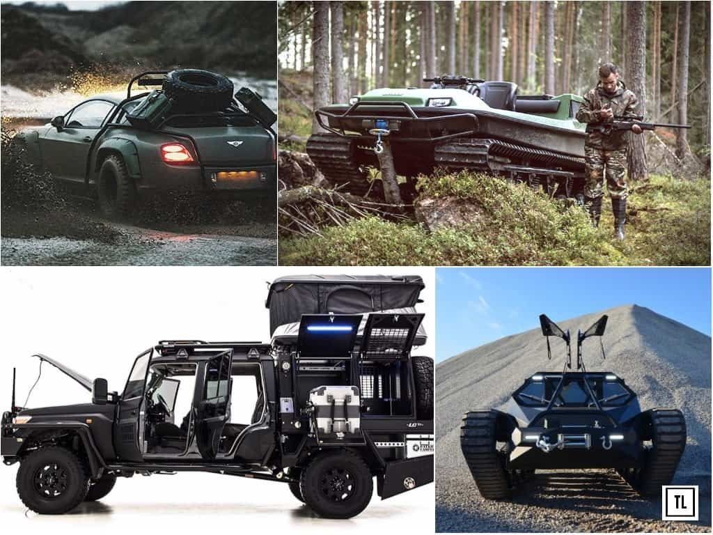 22 best most badass off roaders adventure machines suvs of 2017. Black Bedroom Furniture Sets. Home Design Ideas