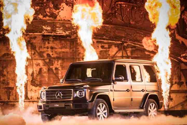 New G-Wagen Unveiled: Mercedes-Benz updates an icon