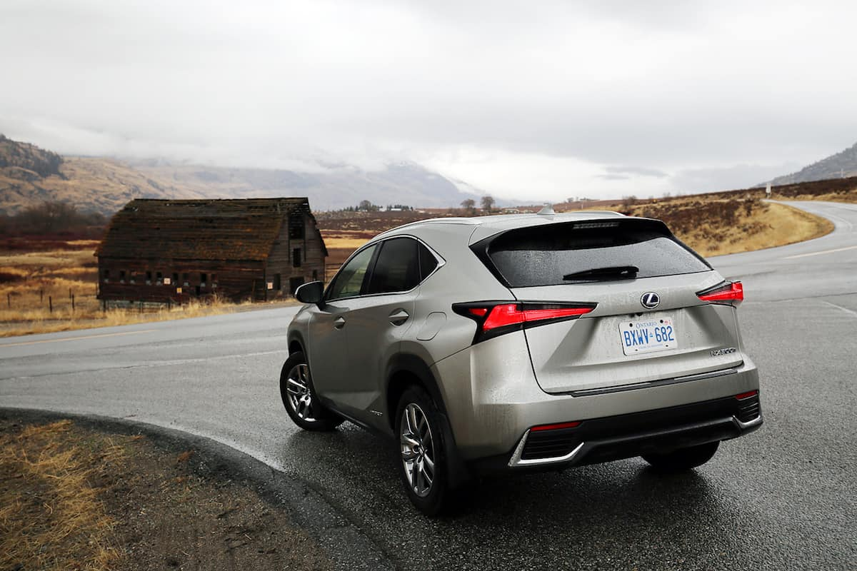 2018 lexus nx 300 300h review. Black Bedroom Furniture Sets. Home Design Ideas