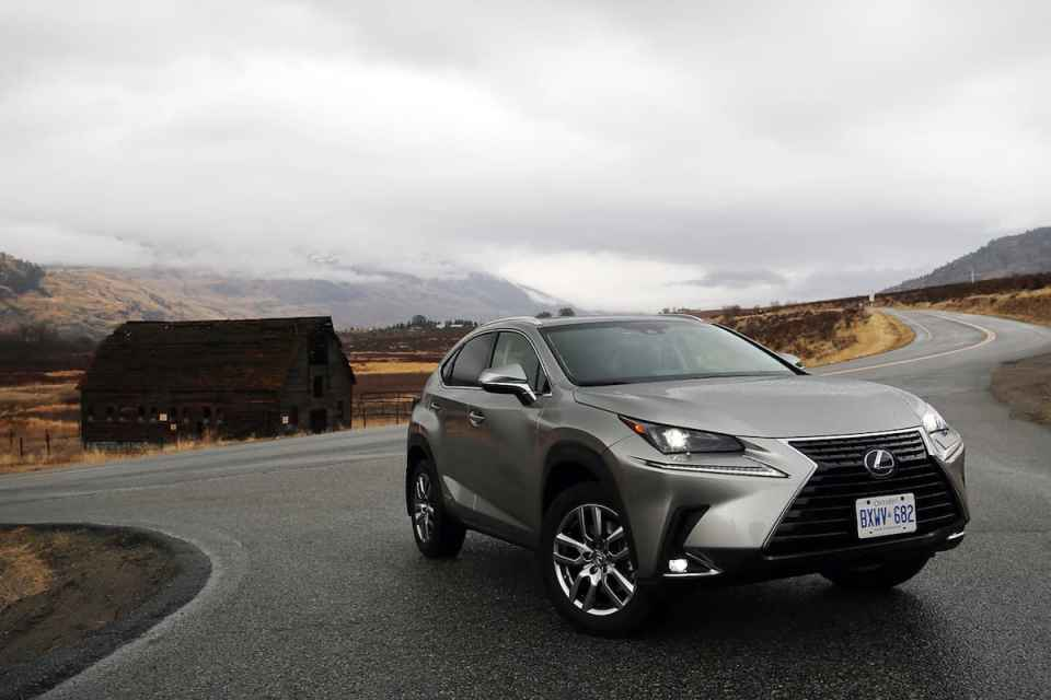 2018 Lexus NX 300 & 300h Review