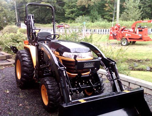 cub cadet 7000 series compact tractor r.h. 2011 Cub Cadet Yanmar Ex3200 Tlb Review Tractor News