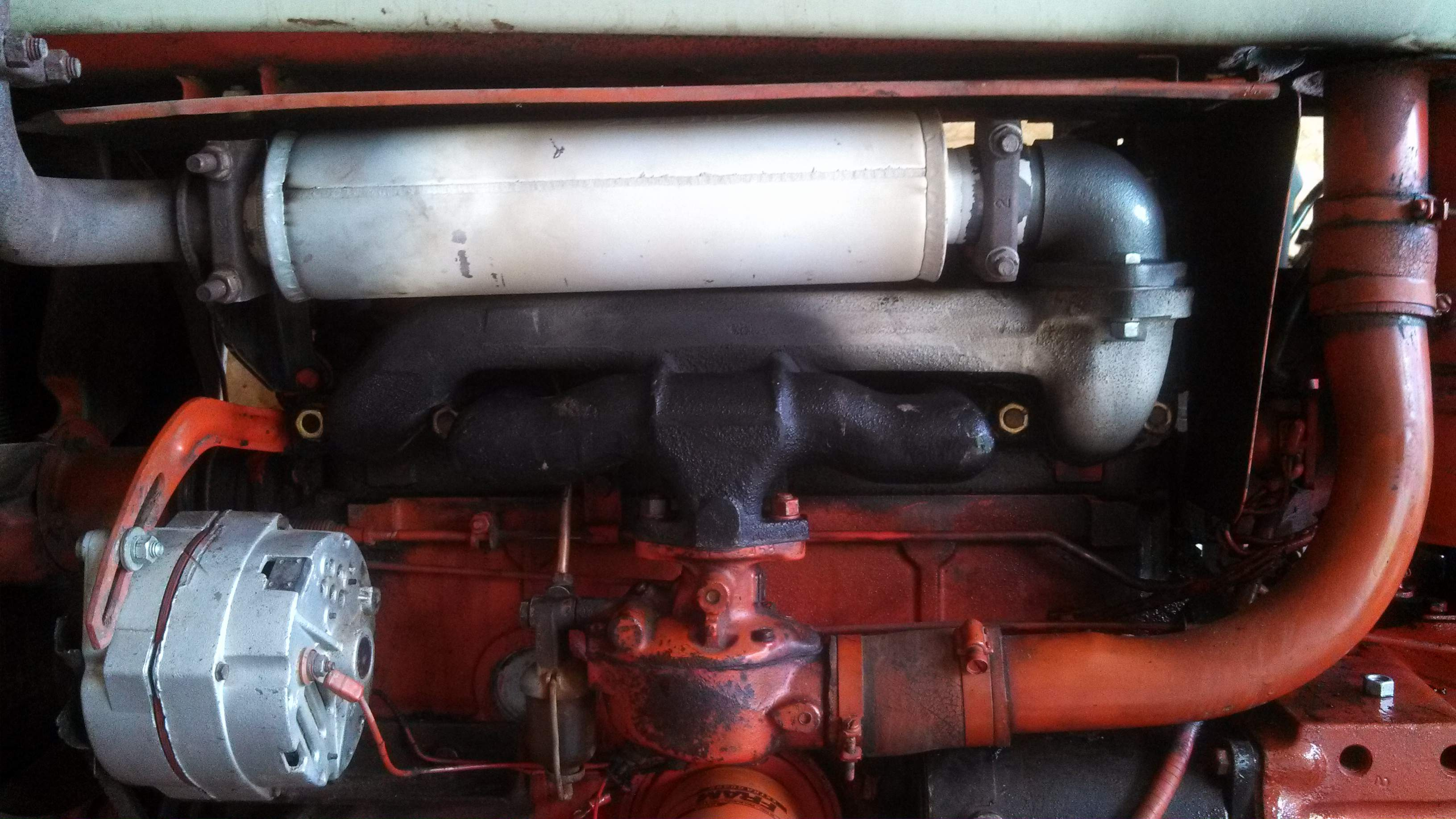 861 manifold replacement tractorbynet