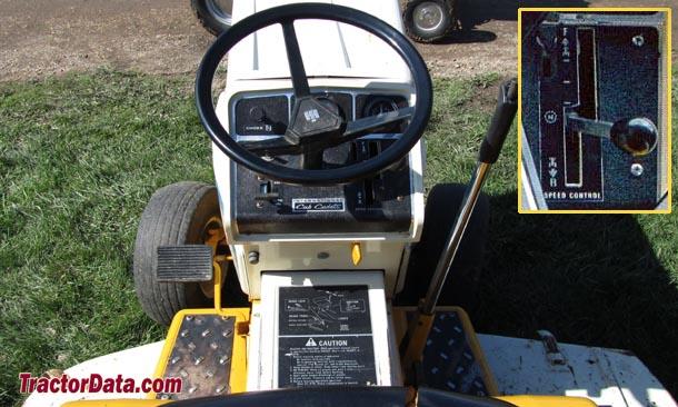 Tractordata Cub Cadet Tractor Transmission
