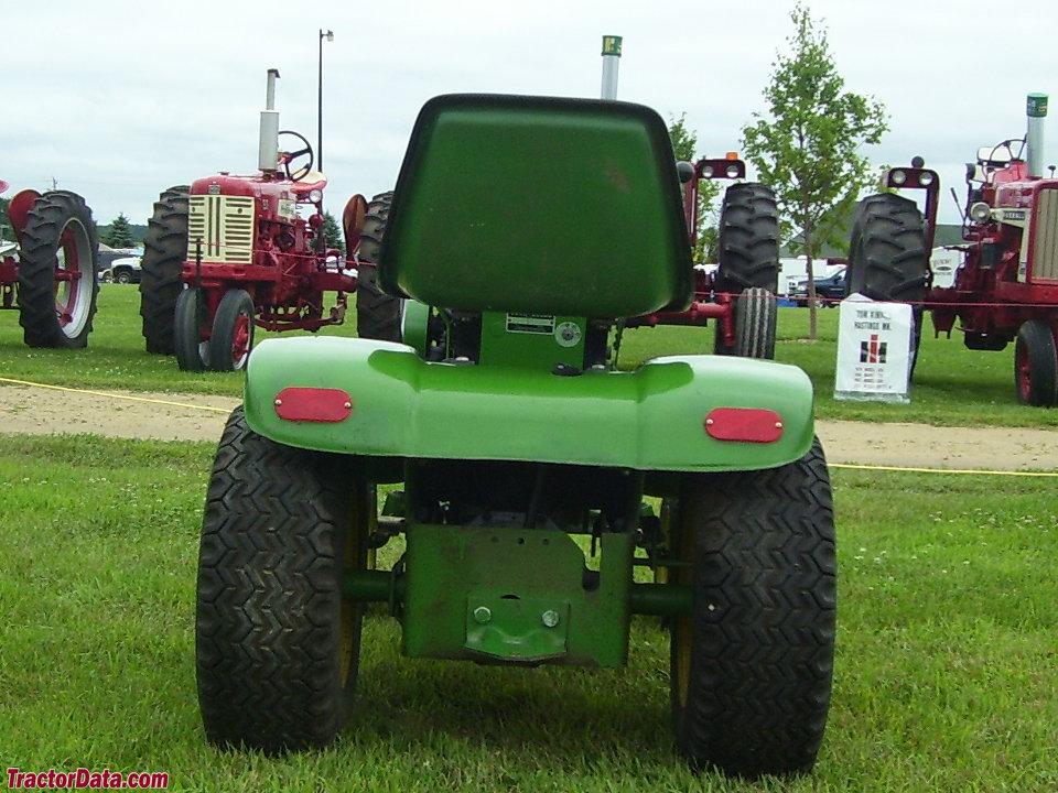 Tractordata John Deere 120 Tractor Photos Information