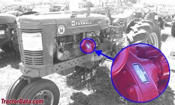 tractordata farmall super m tractor information