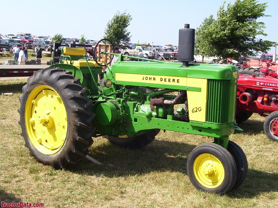 Tractordata John Deere 620 Tractor Photos Information