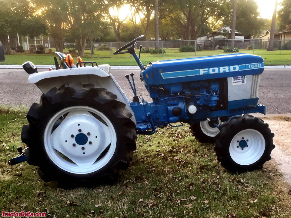 Ford Compact Tractor 1310