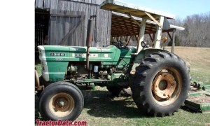 TractorData Oliver 1355 tractor photos information