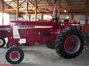 Ih Gas Tractor  Wiring Diagram Pictures