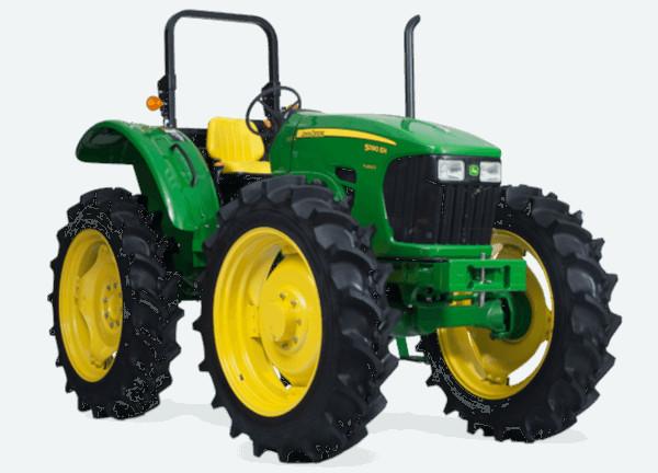 Tractor de Alto Despeje TRACTOR 5090EH. Fuente: John Deere