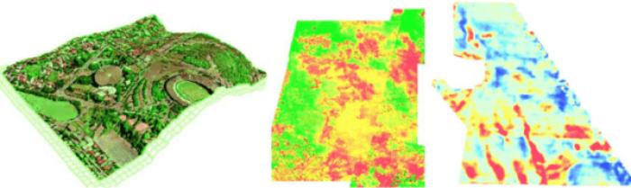 Smart agro: mapas de rendimiento