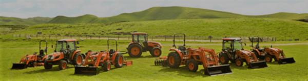 gama tractores kioti