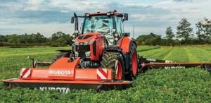 Tractores Kubota: Tecnología, Gama y Precios de los tractores