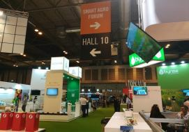 Fruit Attraction 2017 impulsa las tecnologías Smart Agro