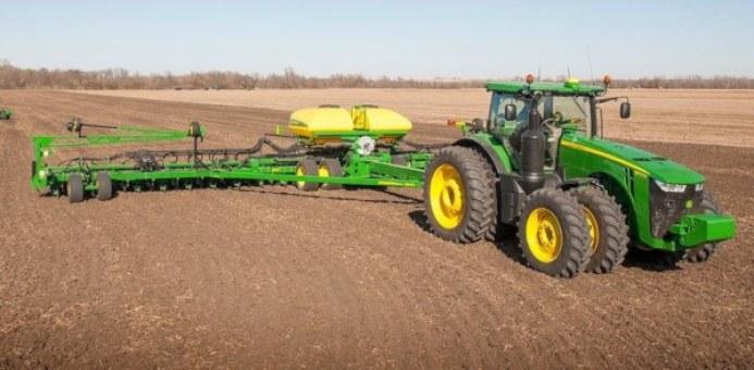 ahorrar gasoil en tractores grandes