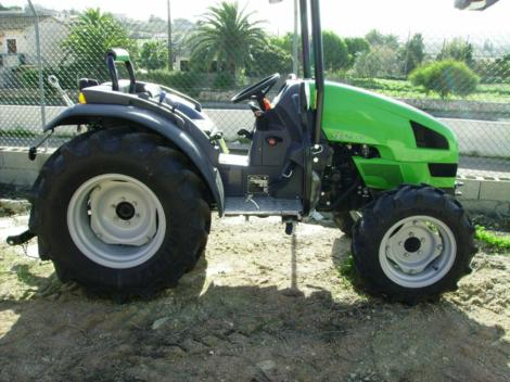 Precios de los Tractores Deutz-Fahr de segunda mano