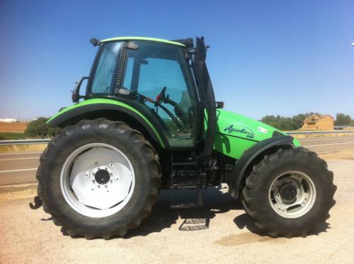 Tractores Deutz-Fahr usados