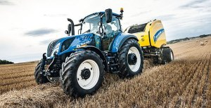 Tractores New Holland nuevos y de segunda mano. Gama y precios