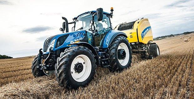 Tractor New Holland nuevo T5