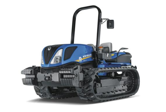 Tractor New Holland nuevo de cadenas