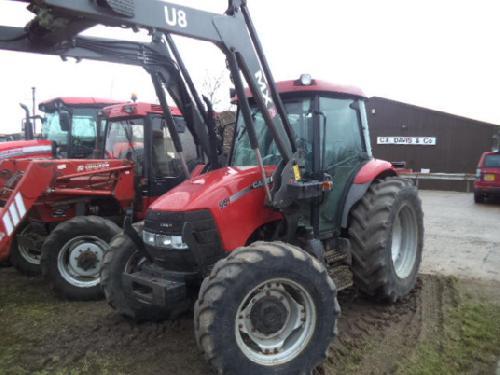 Tractor Case IH usado de ocasión