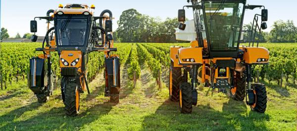Tractores Pellenc