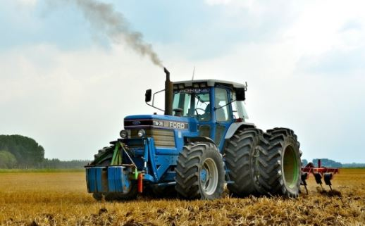 Tractor Ford TW 35