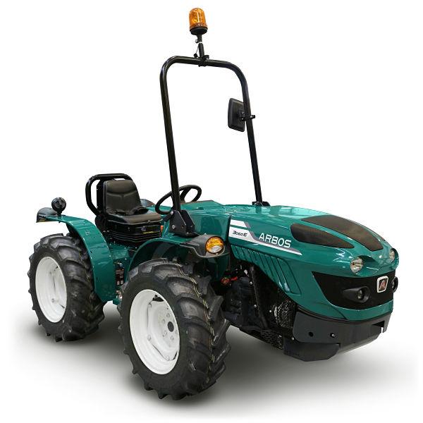 Tractor articulado Arbos 3060E
