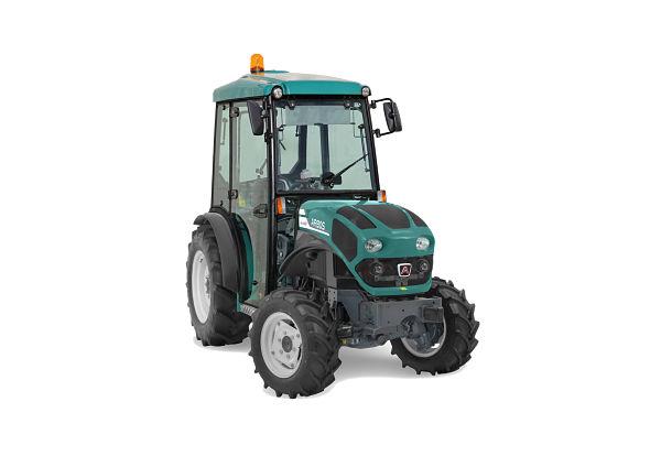 Tractor Arbos 4110AF con cabina