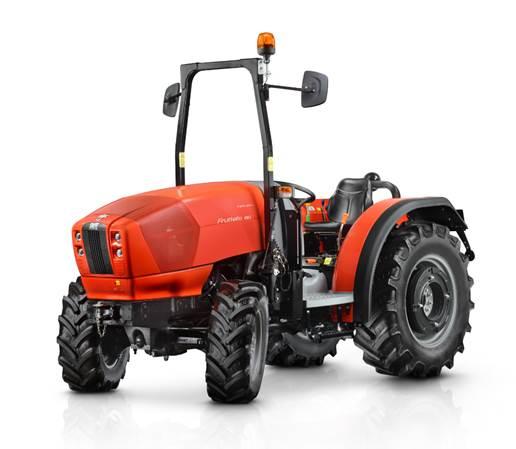 Tractor SAME, modelo Frutteto