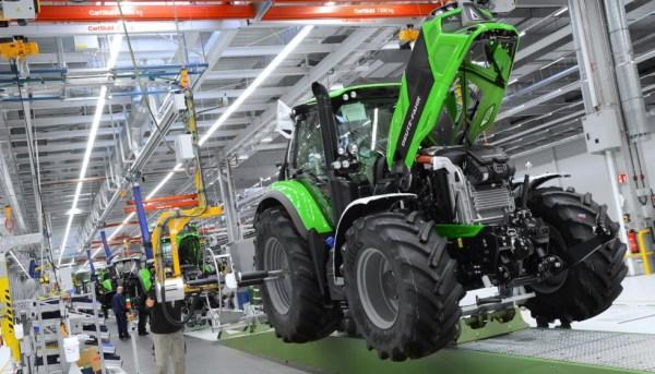 Fabrica Tractores Same-Deutz Fahr